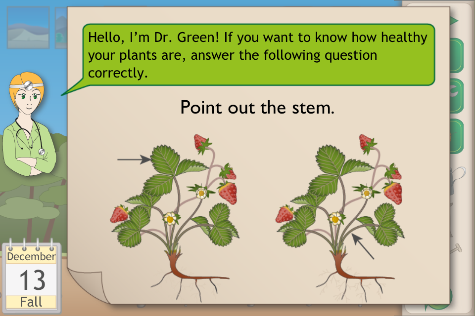 Green Up - Educational App